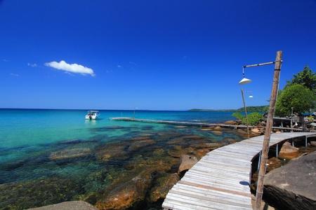 Kood Island in Thaiand photo