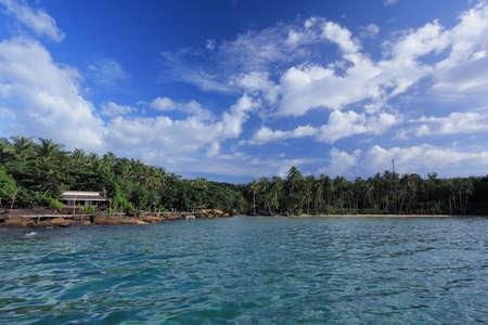 Kood Island in Thailand photo