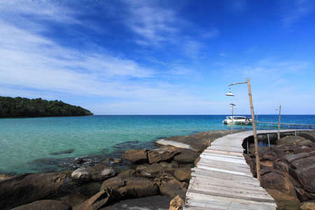 Kood Island in Thaiand