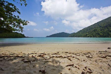 Beach at Surin Island, Thailand Stock Photo - 13008595