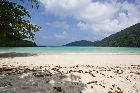 Beach at Surin Island, Thailand Stock Photo - 13008590