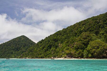 Surin Island, Thailand photo