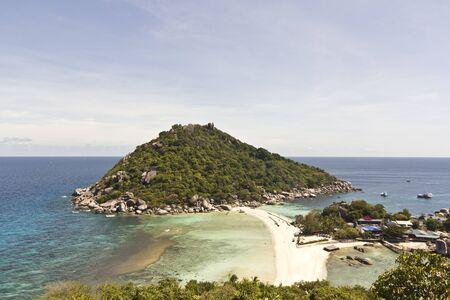 nangyuan: Nangyuan island in south of Thailand
