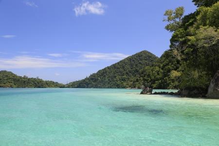 surin: Surin national park in Thailand Stock Photo