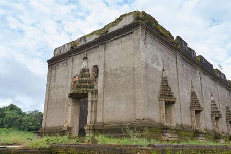 wang: Wang Wiwekaram submarino templo budista en Tailandia