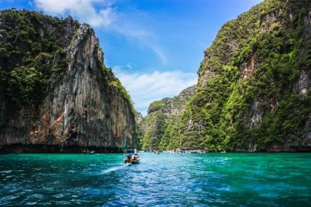 Pileh Bay Phi Phi Island