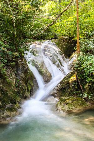 Erawan Waterfall 4 photo