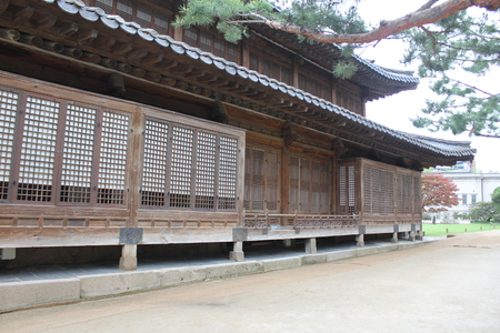 Deoksugung Palace, a lovely old palace