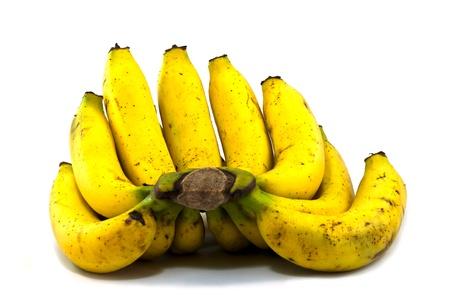 overripe: Bunch of overripe Bananas