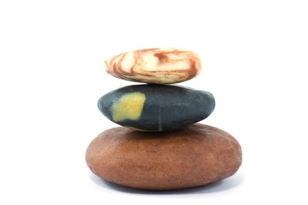 Tower color stones  photo
