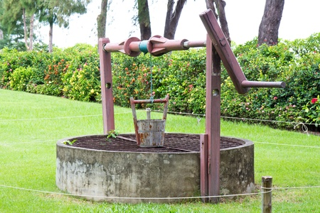 groundwater: Well