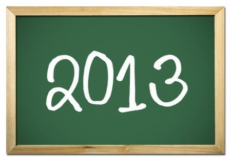 2013 on blackboard