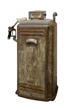 Vintage gas Pump Stock Photo - 15454570