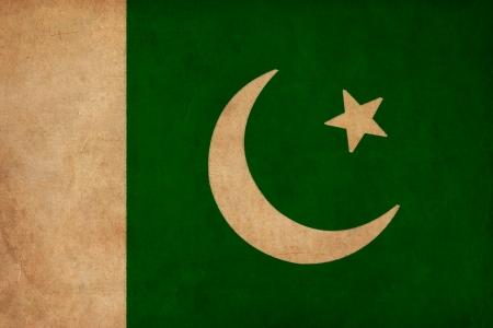 pakistan flag: Pakistan flag drawing ,grunge and retro flag series