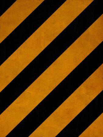 alarming: grunge l�neas amarillas