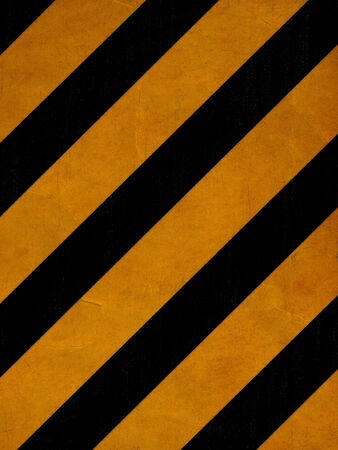 grunge yellow lines  photo
