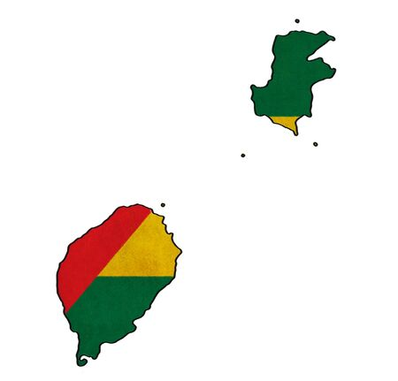 principe: Sao Tome and Principe mapa de Sao Tome and Principe dibujo bandera, grunge y la serie de la bandera retro