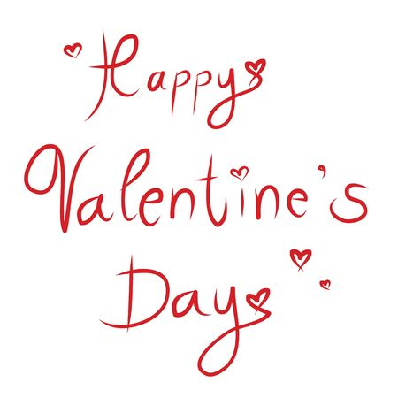 Happy Valentine s Day text  photo