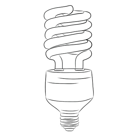 hand-drawn lightbulb photo