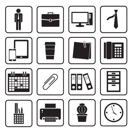icone office: bureau de l'ic�ne