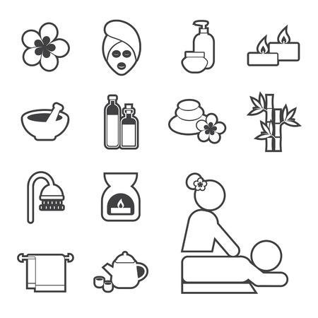 spa icône Illustration