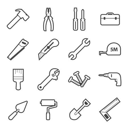 tool icon Illustration
