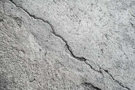 cracked cement: grunge and cracked cement wall