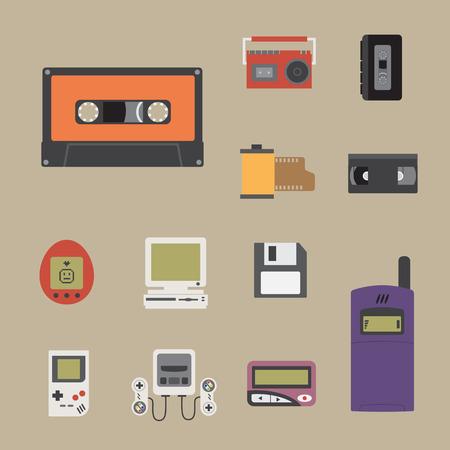 vdo: gadget of 90s  icon