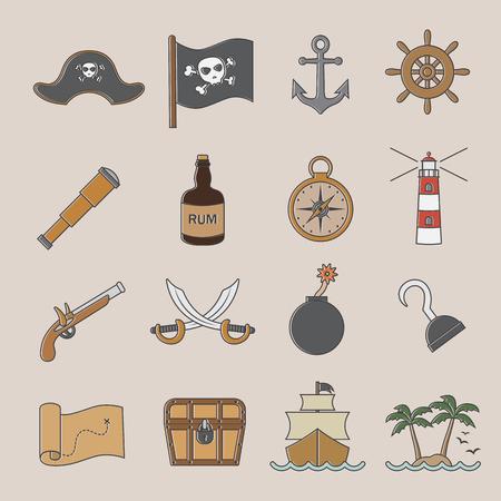 pirate icône