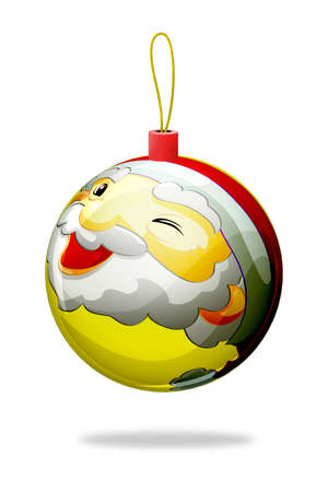 decoration ball for celebrate Christmas  holloday Stock Photo