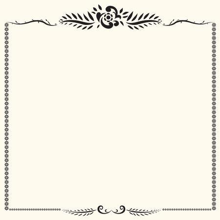 graphic: graphic ornamental decorative border frame
