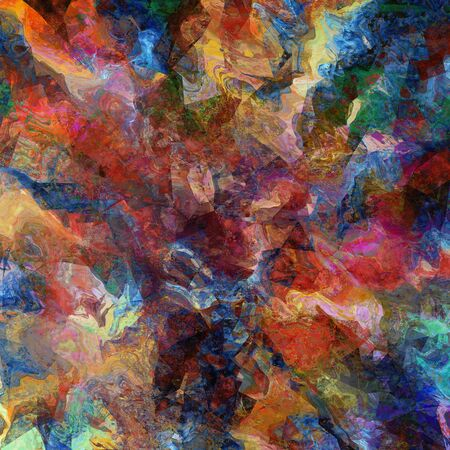 Abstract modern painting.digital modern background.colorful texture.digital background illustration.Textured background