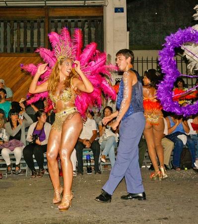 montevideo: Carnival in MonteVideo