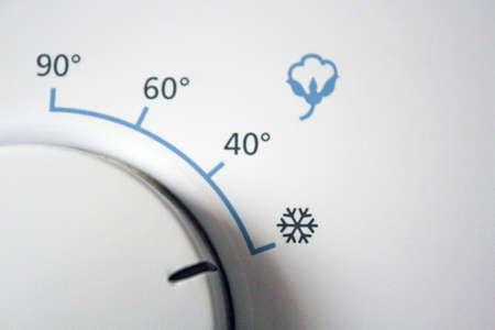 detail of a washingmachine knob Stock Photo - 7725254