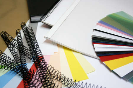Bindende materialen  Stockfoto - 7860279