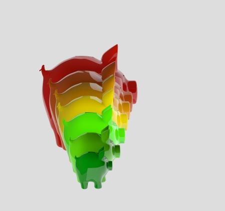 3d rendering: Classes and energy efficiency
