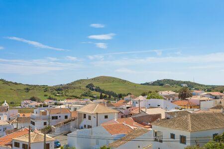 algarve: Budens Algarve Portugal Stock Photo