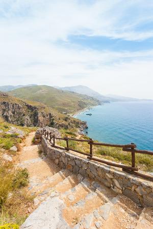 Prevelhi Crete Greece