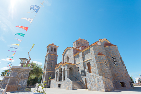Church of Sisi Algarve Portugal Stock Photo
