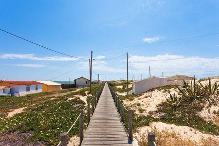 Ilha de Faro Algarve Portugal