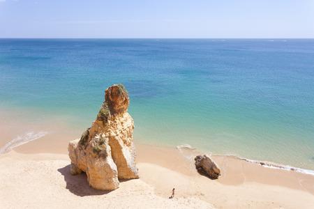 Praia do Vau Algarve Portugal