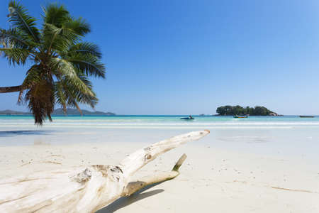 seychelles: Anse Volbert Praslin Seychelles