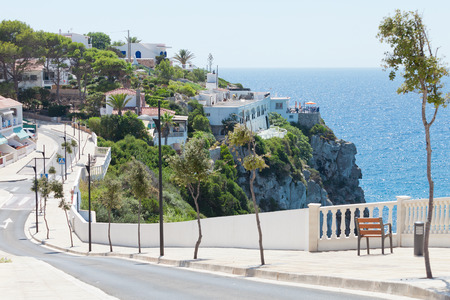 Cala en Porter in Minorca, Spain