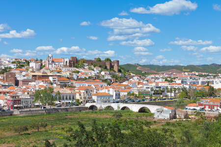 Silves in Algarve, Portugal