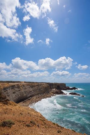 Carrapateira in Algarve, Portugal