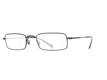 illustrate of a glasses , isolated , white background Stock Photo