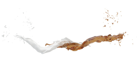 dry flies: Water splash isolated , spray , wave . Isolated, white background.. 3D  illustration .