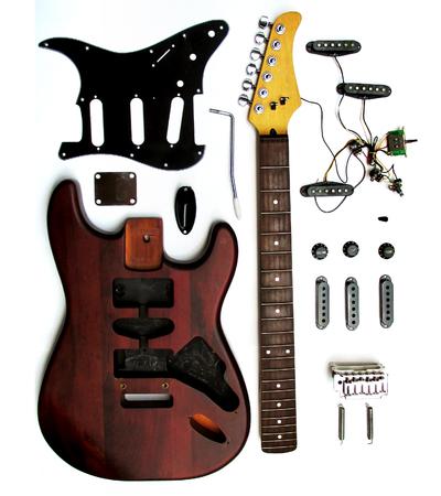 flat: lay flat guitar equipment