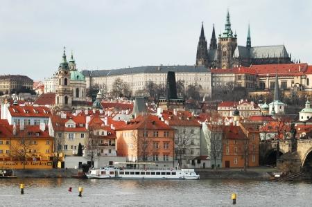 Castle District of Prague, Czech Republic Stock Photo - 16287203