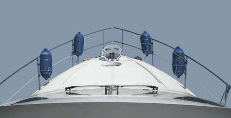 inmejorablemente: Est� aislado. Un barco de alta velocidad. Un rigging. Lo ideal para su uso